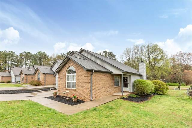 1119 Cobbs Glen Drive, Anderson, SC 29621 (MLS #20226795) :: The Powell Group