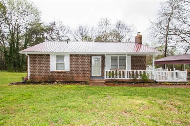 130 Spear Road, Pendleton, SC 29670 (MLS #20226812) :: Les Walden Real Estate