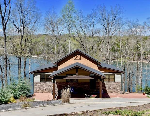 856 Cartee Road, Seneca, SC 29678 (MLS #20226814) :: Tri-County Properties at KW Lake Region