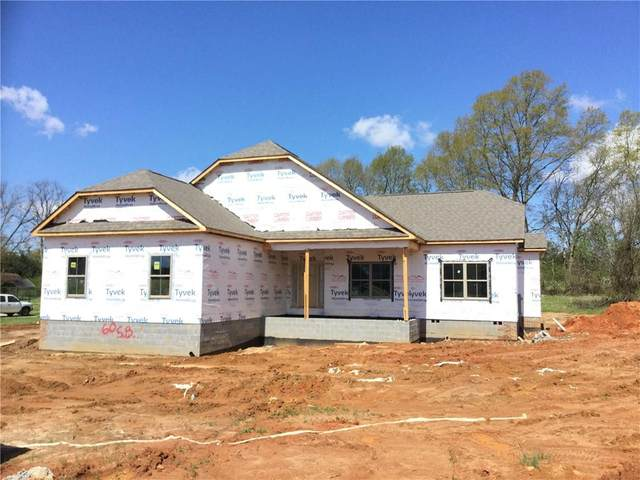 135 Saddle Brook Drive, Anderson, SC 29625 (MLS #20226816) :: The Powell Group