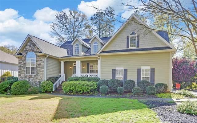 40 Azalea Drive, Hartwell, GA 30643 (MLS #20226828) :: Les Walden Real Estate