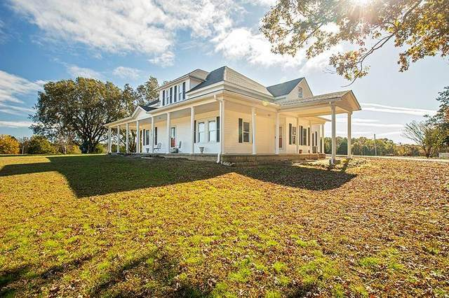818 Highway 185 Highway, Due West, SC 29639 (MLS #20226840) :: The Powell Group