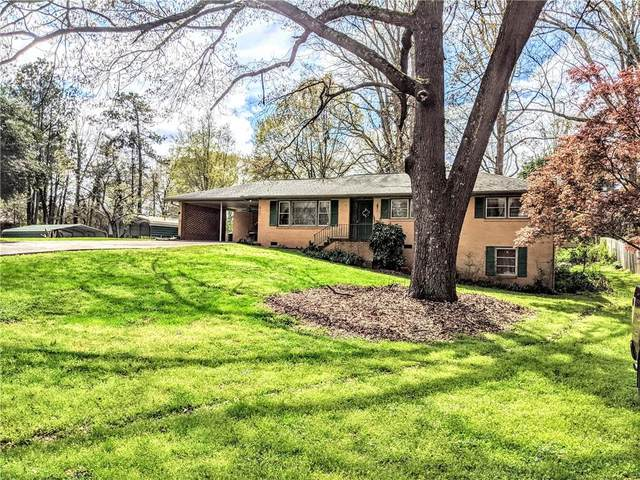 306 Brook Forest Drive, Anderson, SC 29621 (MLS #20226860) :: Tri-County Properties at KW Lake Region