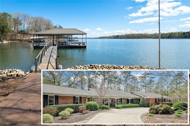810 Seminole Point Road, Fair Play, SC 29643 (MLS #20226873) :: Tri-County Properties at KW Lake Region