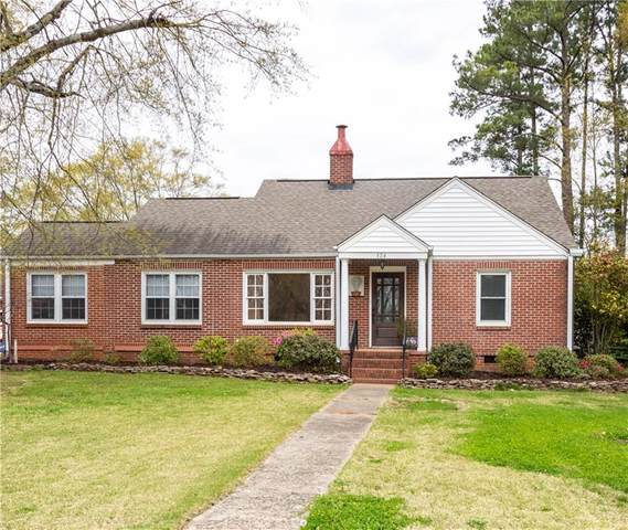 324 W Fredericks Street, Anderson, SC 29625 (MLS #20226890) :: Les Walden Real Estate