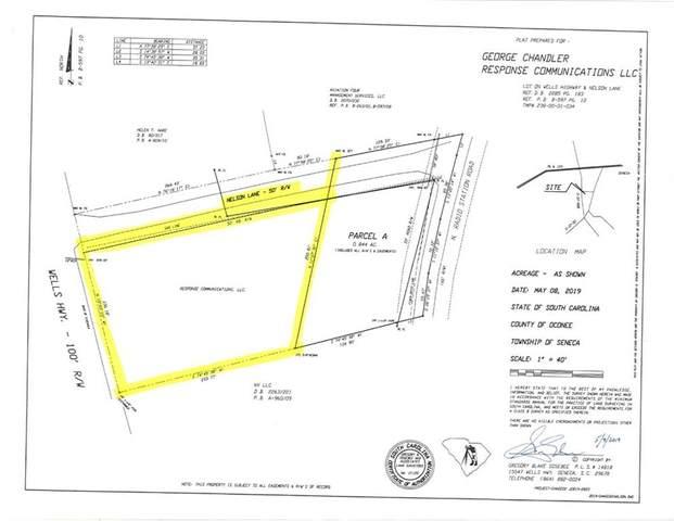 001 Nelson Lane, Seneca, SC 29678 (MLS #20226897) :: The Powell Group