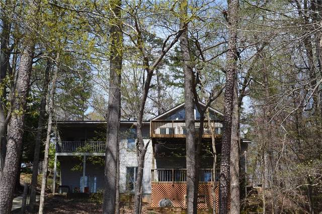 921 Rue Fleur De Lis, Lavonia, GA 30553 (MLS #20226899) :: Tri-County Properties at KW Lake Region