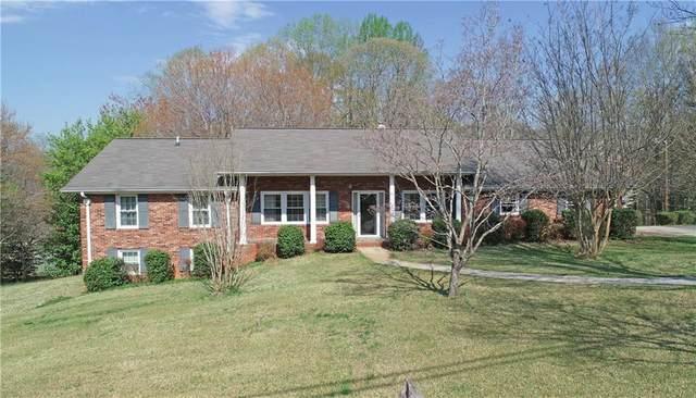 120 Yown Road, Greenville, SC 29611 (MLS #20226911) :: Les Walden Real Estate