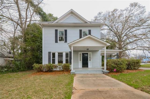 303 Cater Street, Anderson, SC 29621 (MLS #20226914) :: Tri-County Properties at KW Lake Region