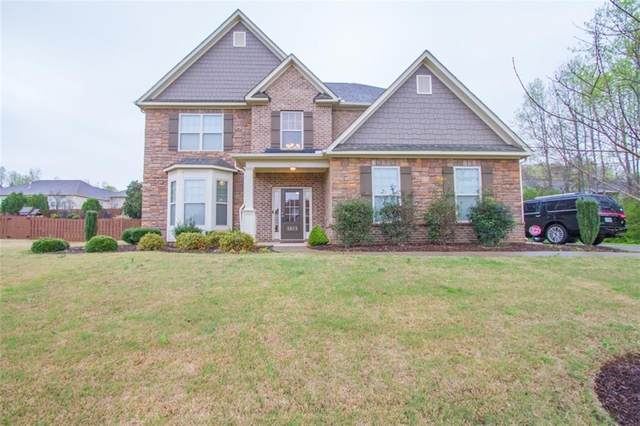 1013 Winmar Drive, Anderson, SC 29621 (MLS #20226918) :: The Powell Group