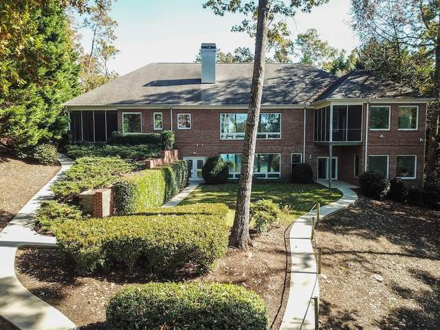 716 Clearlake Pointe Drive, Seneca, SC 29672 (MLS #20226924) :: Les Walden Real Estate