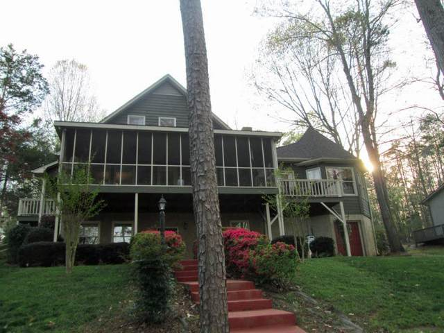 831 Chateau Estates Road, Lavonia, GA 30553 (MLS #20226926) :: The Powell Group