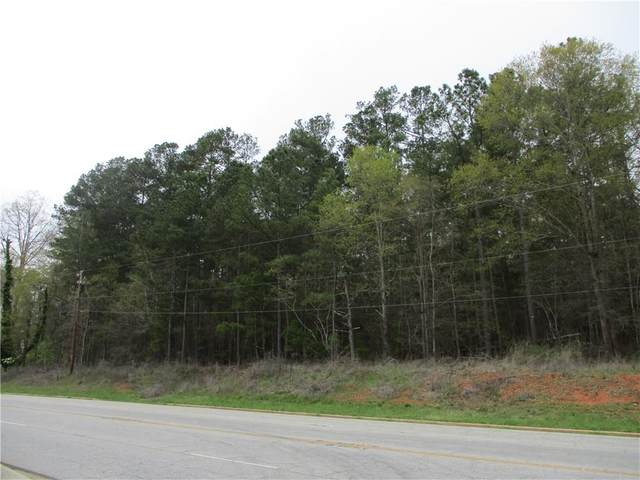 00 Pumpkintown Highway, Pickens, SC 29671 (MLS #20226931) :: Les Walden Real Estate