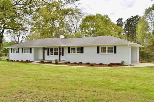 436 Airline Road, Anderson, SC 29624 (MLS #20226932) :: Tri-County Properties at KW Lake Region