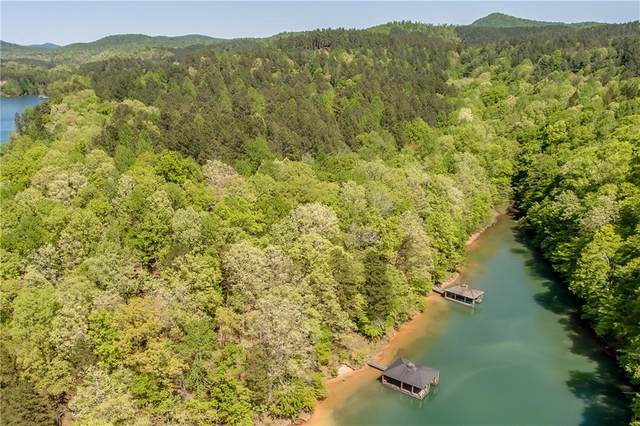 429 Pileated Woodpecker Lane, Sunset, SC 29685 (MLS #20226944) :: Tri-County Properties at KW Lake Region