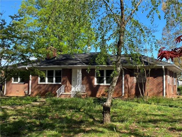 107 Tanglewood Drive, Anderson, SC 29621 (MLS #20226951) :: The Powell Group