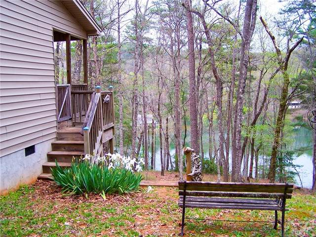 792 Chattooga Lake Road, Mountain  Rest, SC 29664 (MLS #20226958) :: Les Walden Real Estate