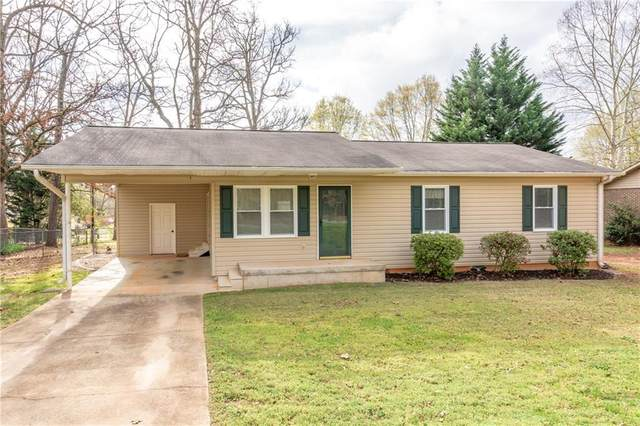 2410 Old Williamston Road, Anderson, SC 29621 (MLS #20226961) :: Tri-County Properties at KW Lake Region