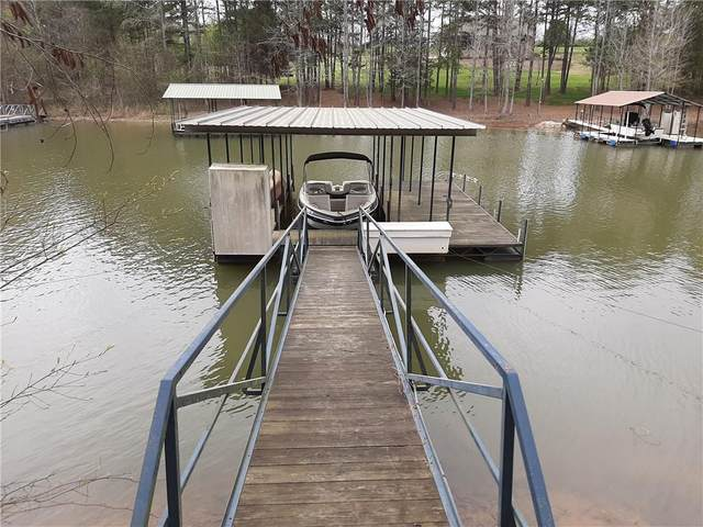 220 Lake Breeze Lane, Westminster, SC 29693 (#20226970) :: Connie Rice and Partners