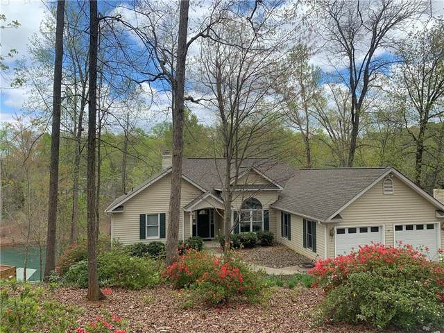 112 Shorecrest Drive, Seneca, SC 29672 (MLS #20226971) :: Tri-County Properties at KW Lake Region