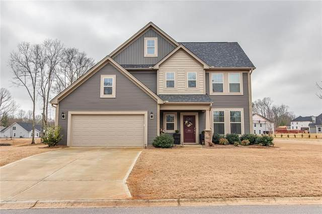 351 Avendell Drive, Easley, SC 29642 (MLS #20226973) :: The Powell Group