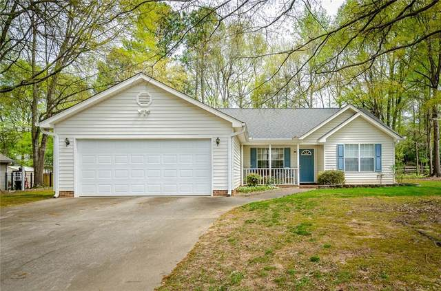 1208 Ravenswood Drive, Anderson, SC 29625 (MLS #20226976) :: The Powell Group