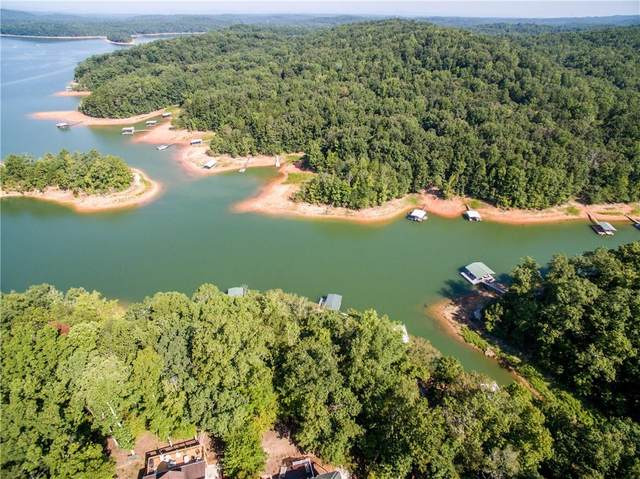 1011 Chickasaw Drive, Westminster, SC 29693 (MLS #20226984) :: Tri-County Properties at KW Lake Region
