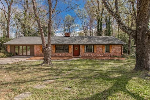 505 Kensington Road, Taylors, SC 29687 (#20226994) :: Connie Rice and Partners