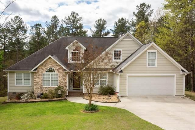 213 Jocassee Ridge Way, Salem, SC 29676 (MLS #20226999) :: Les Walden Real Estate