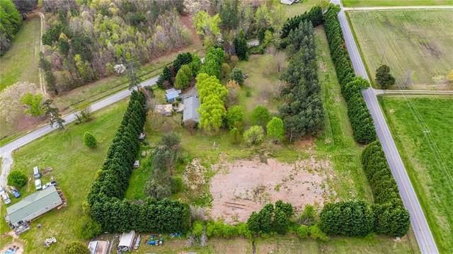 221 Reeves Road, Honea Path, SC 29654 (MLS #20227007) :: Les Walden Real Estate