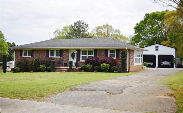 504 E Green Street, Iva, SC 29655 (MLS #20227010) :: Les Walden Real Estate