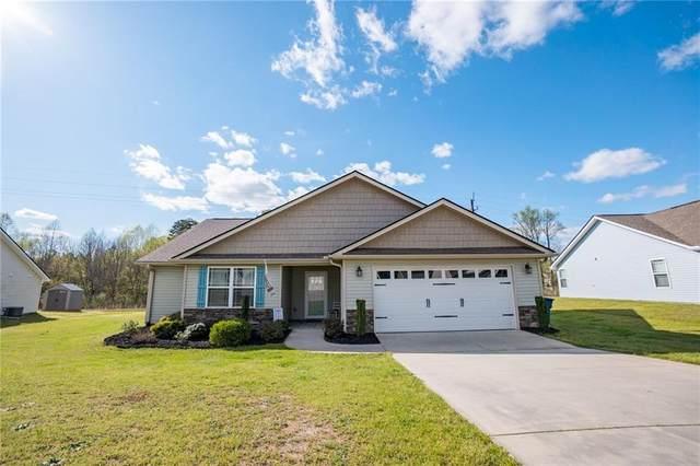 165 Madison Pointe Drive, Seneca, SC 29678 (MLS #20227012) :: Les Walden Real Estate