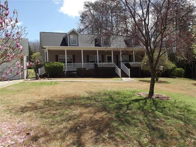 104 Peaceful Lane, Easley, SC 29640 (#20227024) :: Connie Rice and Partners