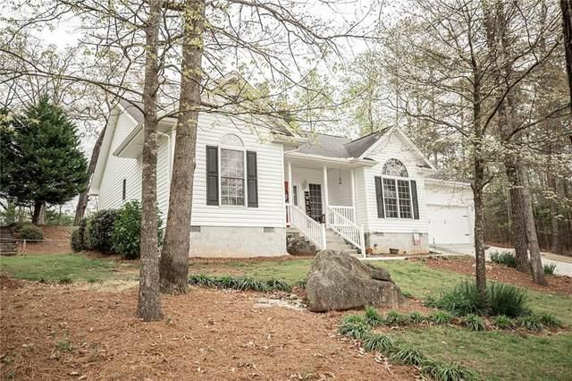 108 Winding Creek Lane, Seneca, SC 29672 (MLS #20227033) :: Les Walden Real Estate