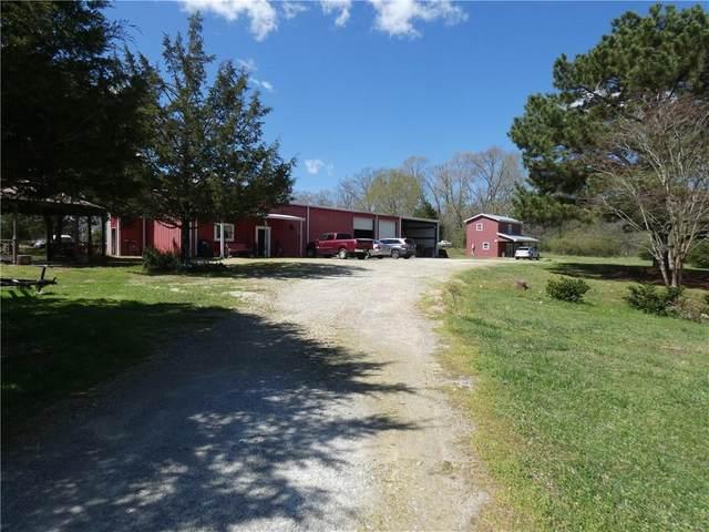 145 Seneca River Road, Seneca, SC 29678 (MLS #20227034) :: Les Walden Real Estate
