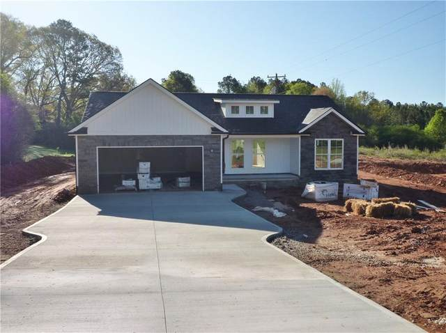 401 Nelson Drive, Anderson, SC 29621 (MLS #20227043) :: Les Walden Real Estate