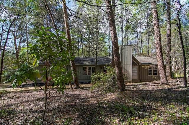 202 Indian Trail Road, Seneca, SC 29672 (MLS #20227059) :: Les Walden Real Estate
