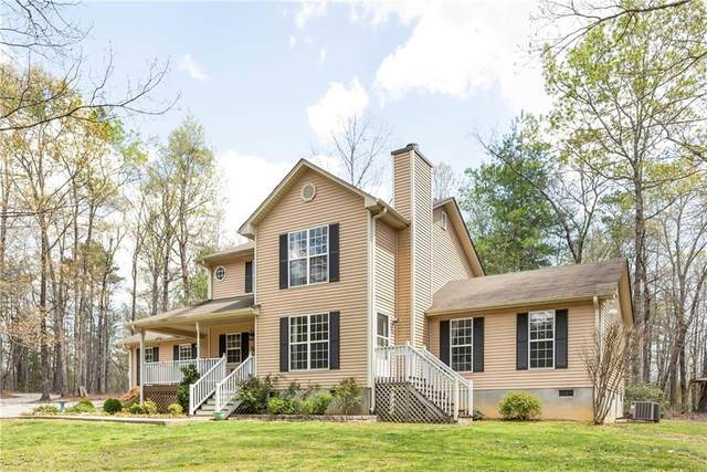 512 Red Fox Lane, Tamassee, SC 29686 (MLS #20227113) :: The Powell Group