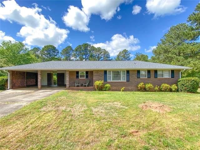 139 Pineview Lane, Hartwell, GA 30643 (MLS #20227137) :: Les Walden Real Estate