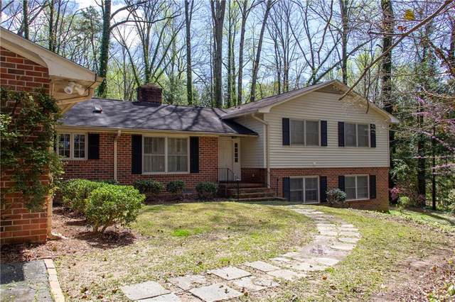 334 Woodland Way, Clemson, SC 29631 (MLS #20227156) :: Prime Realty
