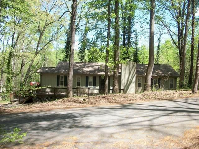 517 Woodland Circle, Pendleton, SC 29670 (MLS #20227166) :: Les Walden Real Estate