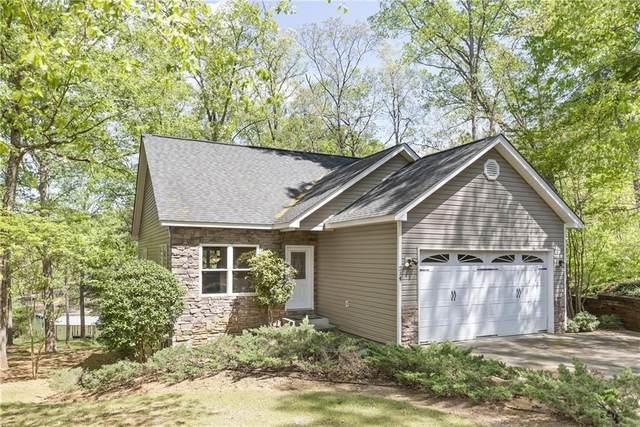 214 New Salem Drive, Anderson, SC 29625 (MLS #20227172) :: Les Walden Real Estate