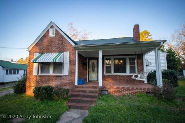 108 Henry Street, Abbeville, SC 29620 (MLS #20227174) :: The Powell Group