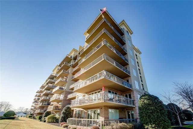700 Watermarke Lane, Anderson, SC 29625 (MLS #20227179) :: Les Walden Real Estate