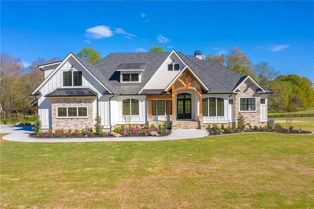 5008 Midway Road, Williamston, SC 29697 (MLS #20227222) :: Tri-County Properties at KW Lake Region
