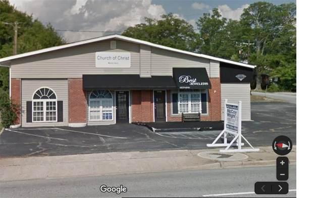 1604 N Main Street, Anderson, SC 29621 (MLS #20227240) :: Tri-County Properties at KW Lake Region