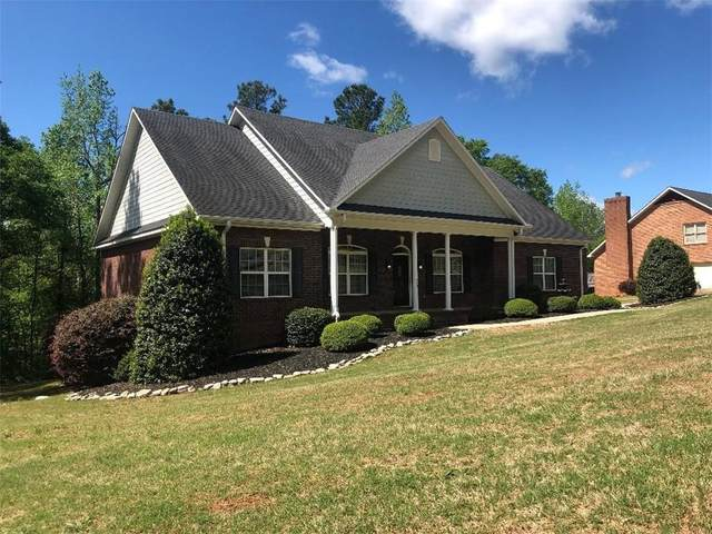117 Newington Circle, Anderson, SC 29621 (MLS #20227259) :: Les Walden Real Estate