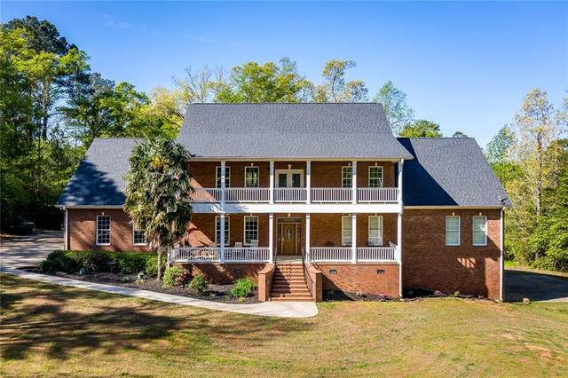 5600 Abbeville Highway, Anderson, SC 29624 (MLS #20227334) :: Les Walden Real Estate
