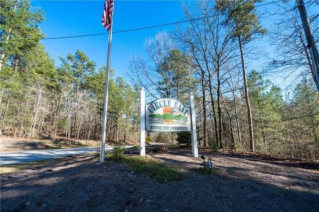 293 Shawnee Trail, Toccoa, GA 30577 (MLS #20227440) :: Les Walden Real Estate
