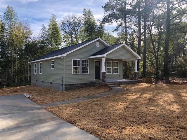 02 Mill Street, Walhalla, SC 29691 (MLS #20227449) :: The Powell Group